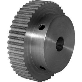 48 Tooth Timing Pulley, (Htd) 3mm Pitch, Clear Anodized Aluminum, 48-3m06m6a8 - Min Qty 5