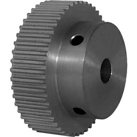 48 Tooth Timing Pulley, (Pwrgrip Gt) 3mm Pitch, Clear Anodized Aluminum, 48-3p09-6a4 - Min Qty 4