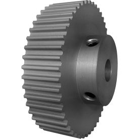 48 Tooth Timing Pulley, (Htd) 5mm Pitch, Clear Anodized Aluminum, 48-5m15m6a12 - Min Qty 3
