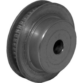 48 Tooth Timing Pulley, (Mxl) 0.08 Pitch, Gold Anodized Aluminum, 48mp012-6fa3 - Min Qty 5