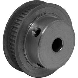 48 Tooth Timing Pulley, (Mxl) 0.08 Pitch, Gold Anodized Aluminum, 48mp025-6fa3 - Min Qty 5