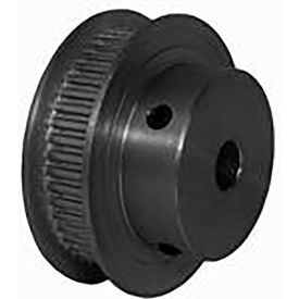 48 Tooth Timing Pulley, (Mxl) 2.03mm Pitch, Gold Anodized Aluminum, 48mp025m6fa6 - Min Qty 8