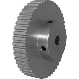"""48 Tooth Timing Pulley, (Xl) 1/5"""" Pitch, Clear Anodized Aluminum, 48xl037-6a5 - Min Qty 3"""