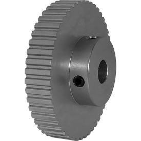 """48 Tooth Timing Pulley, (Xl) 1/5"""" Pitch, Clear Anodized Aluminum, 48xl037-6a6 - Min Qty 3"""