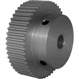 50 Tooth Timing Pulley, (Htd) 3mm Pitch, Clear Anodized Aluminum, 50-3m09m6a8 - Min Qty 5