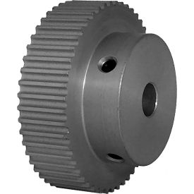 50 Tooth Timing Pulley, (Pwrgrip Gt) 3mm Pitch, Clear Anodized Aluminum, 50-3p09-6a4 - Min Qty 4