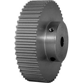 50 Tooth Timing Pulley, (Htd) 5mm Pitch, Clear Anodized Aluminum, 50-5m15-6a5 - Min Qty 3
