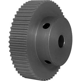 56 Tooth Timing Pulley, (Pwrgrip Gt) 3mm Pitch, Clear Anodized Aluminum, 56-3p09-6a4 - Min Qty 4