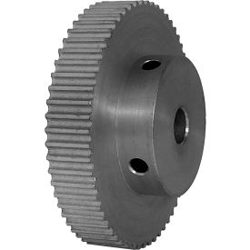 60 Tooth Timing Pulley, (Pwrgrip Gt) 3mm Pitch, Clear Anodized Aluminum, 60-3p06-6a4 - Min Qty 4