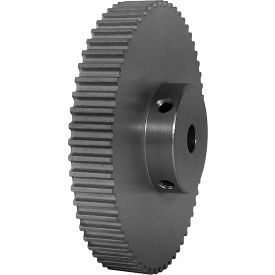 60 Tooth Timing Pulley, (Htd) 5mm Pitch, Clear Anodized Aluminum, 60-5m09-6a5 - Min Qty 3