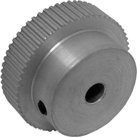 60 Tooth Timing Pulley, (Mxl) 0.08 Pitch, Gold Anodized Aluminum, 60mp025-6a3 - Min Qty 5