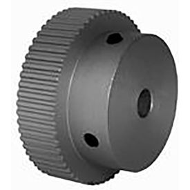 60 Tooth Timing Pulley, (Mxl) 2.03mm Pitch, Gold Anodized Aluminum, 60mp025m6a6 - Min Qty 8