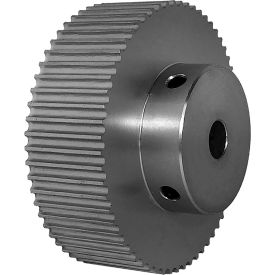 62 Tooth Timing Pulley, (Pwrgrip Gt) 3mm Pitch, Clear Anodized Aluminum, 62-3p15-6a4 - Min Qty 2