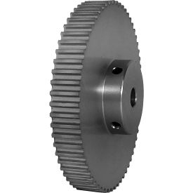 62 Tooth Timing Pulley, (Htd) 5mm Pitch, Clear Anodized Aluminum, 62-5m09-6a5 - Min Qty 3