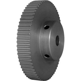 68 Tooth Timing Pulley, (Pwrgrip Gt) 3mm Pitch, Clear Anodized Aluminum, 68-3p06-6a4 - Min Qty 3