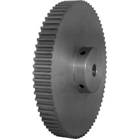 72 Tooth Timing Pulley, (Htd) 5mm Pitch, Clear Anodized Aluminum, 72-5m09-6a5 - Min Qty 2
