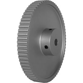 """72 Tooth Timing Pulley, (Xl) 1/5"""" Pitch, Clear Anodized Aluminum, 72xl037-6wa5 - Min Qty 3"""