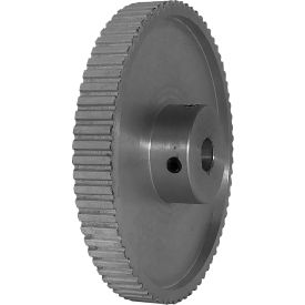 """72 Tooth Timing Pulley, (Xl) 1/5"""" Pitch, Clear Anodized Aluminum, 72xl037-6wa6 - Min Qty 3"""