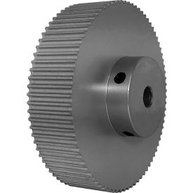 80 Tooth Timing Pulley, (Pwrgrip Gt) 3mm Pitch, Clear Anodized Aluminum, 80-3p15-6a4 - Min Qty 2