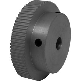 80 Tooth Timing Pulley, (Mxl) 0.08 Pitch, Gold Anodized Aluminum, 80mp025-6a4 - Min Qty 3