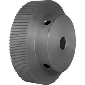 90 Tooth Timing Pulley, (Pwrgrip Gt) 2mm Pitch, Clear Anodized Aluminum, 90-2p09-6a4 - Min Qty 4