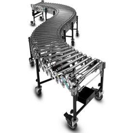 "BestFlex™ Powered Roller Conveyor BFP1530245 - 8'L to 24'L - 30"" BFW Steel Rollers 100 Lb./ft."