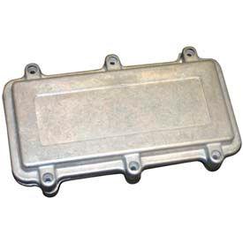 """Bud Ips-3909 Nema Die Cast Aluminum Box - Ip67 Nema Series 10.79"""" L X 6.81"""" W X 2.60"""" D - Min Qty 2"""