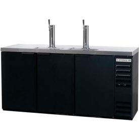 "Beverage Air® DD72HC-1-B Draft Direct Draw Dispensers 23"" Base DD Series, 72""W"