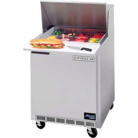 "Beverage Air SPE27HC-12M-B Food Prep Tables Spe27 Elite Series Mega Top, 27""W by"