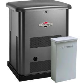 Briggs & Stratton®, 10kW Standby Generator, 150 Amp Symphony II Switch, 40481