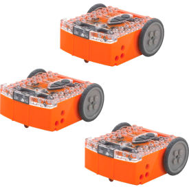 Edison Educational EDIBOT-3 Robot Kit - STEAM Education Robotics and Coding