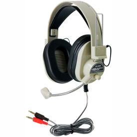 HamiltonBuhl Deluxe Multimedia Headset w/ Microphone