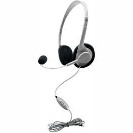 HamiltonBuhl Personal USB Headphone w/ Microphone