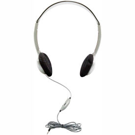 HamiltonBuhl SchoolMate On-Ear Stereo Headphone w/ in-line Volume