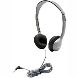 Schoolmate Personal Mono/Stereo Headphone w/ Leatherette Ear Pads