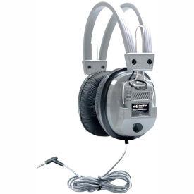 HamiltonBuhl SchoolMate Deluxe Stereo Headphone w/ 3.5 mm Plug & Volume Control