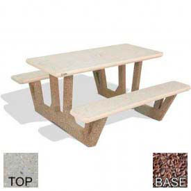 Benches Amp Picnic Tables Picnic Tables Concrete 38