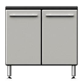 "Ulti-MATE Garage PRO 2-Door Base Cabinet 35-1/2""Wx21""Dx35""H"