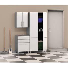Ulti-MATE Storage 3-Piece Cabinet Kit, Starfire Pearl