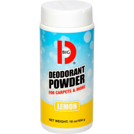Big D Carpet Deodorant Powder, 1 lb. Can - 152