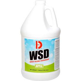 Big D Water Soluble Deodorant - Apple Gallon 4/Case - 1656