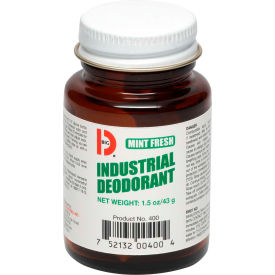 Big D 1.5 oz. Industrial Wick Deodorant - Mint Fresh - 400