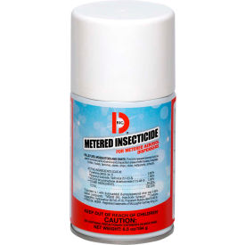 Big D Flying Insect Killer Metered Refill, 6-1/2 oz. Aerosol Spray, 12 Cans - 470
