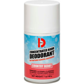 Big D Metered Aerosol Refill - Country Berry 12/Case - 476