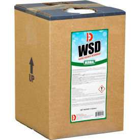 Big D Water Soluble Deodorant - Herbal 5 Gallon Pail - 5655
