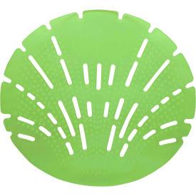 Big D Pearl Urinal Screen - Calypso Lime 10/Case - 622