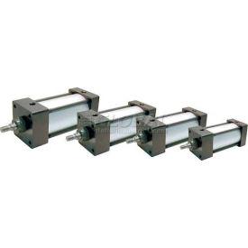 "Bimba-Mead NFPA Cylinder HD1-400X6-FB-MP, Heavy-Duty, 4"" Bore, 6"" Stroke"