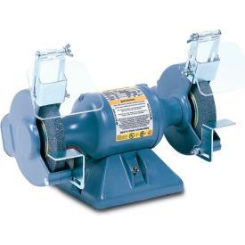 Baldor Grinders/Buffer, 673E, 20C 2P Grinder/Buffer w/ Exhausts