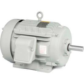 Baldor Automotive Duty Motor, AEM3683-4, 3 PH, 460 V, 1 HP, 1750 RPM, TENV, 182 Frame