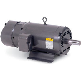 Baldor Motor BM3108, .5HP, 1725RPM, 3PH, 60HZ, 56, BRAKE, 3416M